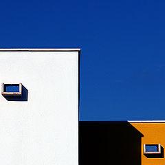 "photo ""geometric colours"""