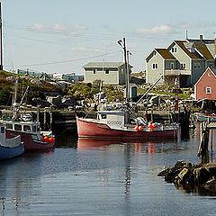 "photo ""Fisherman village"""