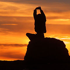 "photo ""Yoga"""
