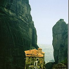 "photo ""Meteora-Grecia"""