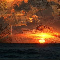 """фото """"Сны на корабельном кладбище"""""""