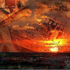 """фото """"Сны на корабельном кладбище - 2"""""""