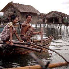 "фото ""friendly Sulu islanders (Southern Philippines)"""