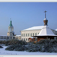"""photo """"Etude from Rostov-Great-3"""""""