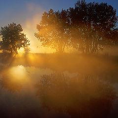"""фото """"Sunrise Ghosts"""""""