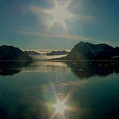 "фото ""polar sun"""