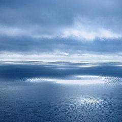 "фото ""Water Paint - In blue"""