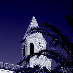 "фото ""Church in Biograd, Croatia"""
