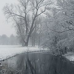 "фото ""Snow in Holland"""