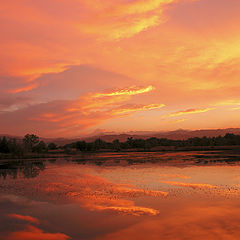 "фото ""Sunset Glow"""