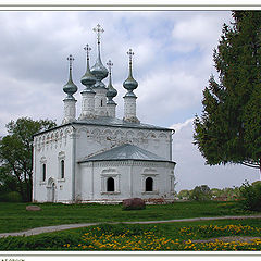 """photo """"The Suzdal etudes - 5"""""""