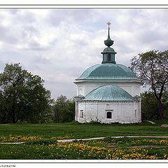 """photo """"The Suzdal etudes - 6"""""""