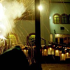 "фото ""fireworks in Bolivia"""