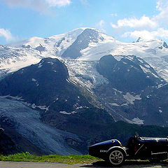 """фото """"view from Susten pass"""""""