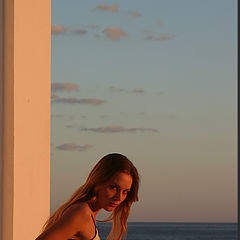 """фотоальбом """"Beauty in the sunset."""""""