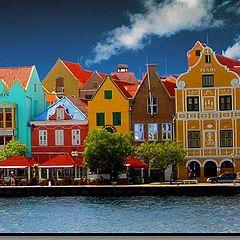 "photo ""Caribbean Port"""