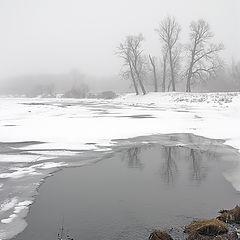 """фото """"пейзаж. зима"""""""