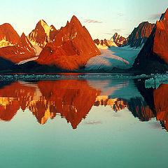 """фото """"magic Spitsbergen #2"""""""