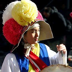 "фото ""Drummer Girl"""