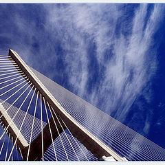 "фото ""NEW BRIDGE (ANGLE)"""