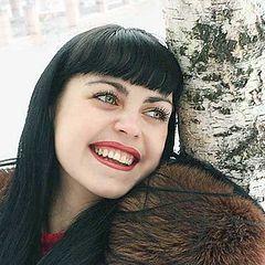 "photo ""Portrait at a birch"""