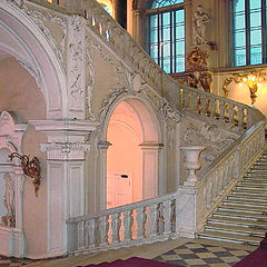 """фото """"Stairs of the Hermitage."""""""