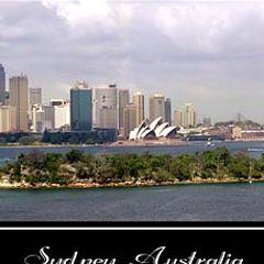 """фото """"Sydney Australia"""""""