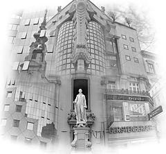 "photo ""Haydn`s City. Present Days"""