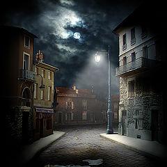 "photo ""Night Street"""
