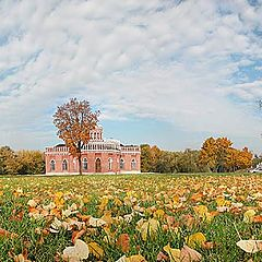 "photo ""tsaritsyno in autumn"""