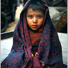 """фото """"Appointment.Nepal.Girl"""""""