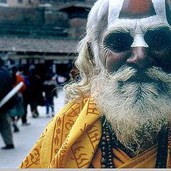 "фото ""Appointment.Nepal.Sadhu"""