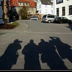 """фото """"The four of us..."""""""