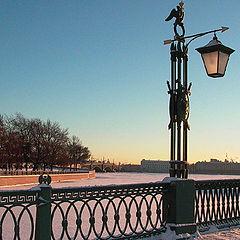 "фото ""Petropavlovskaja fortress."""