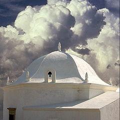 "фото ""Involvement in the sky"""