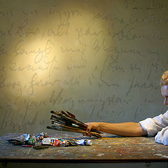 """фото """"The artist and his dreams"""""""