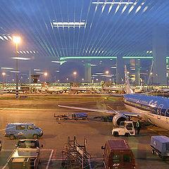 "фото ""Amsterdam airport"""