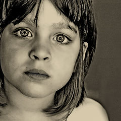 "фото ""her eyes"""