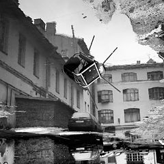 "фото ""upside-town"""