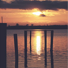 "фото ""Framing in the Dawn"""