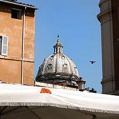 """photo """"piazza del Fiori"""""""