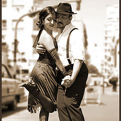 "photo ""The Tango together"""