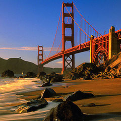 "фото ""Golden Gate"""