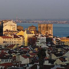 """photo """""""" Eternal Lisbon """""""""""
