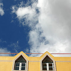 "фото ""Windows in the sky"""
