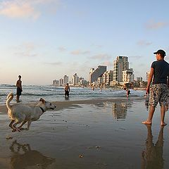 "фото ""One second in Tel aviv`s life"""