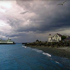 """фото """"Arriving With Storm"""""""