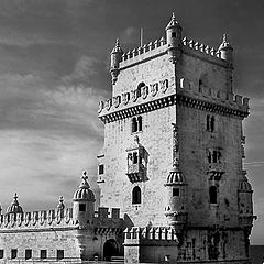 """photo """""""" Tower of Belem """""""""""