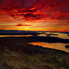 "фотоальбом ""Landscapes(Sunrise)"""