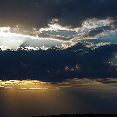 "фото ""Пока есть небо на земле"""